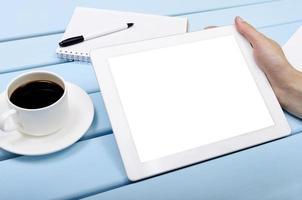 tablette photo
