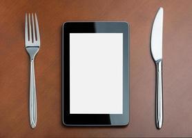 choisissez votre repas photo