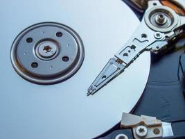 le disque dur photo