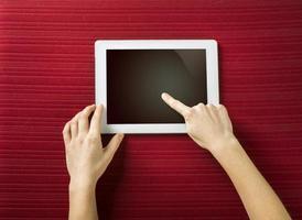tablette pc photo