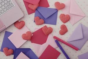 lettres d'amour photo