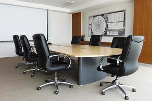 petite salle de réunion photo