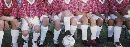 joueurs de football photo