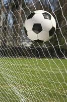 football en cuir