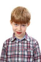 portrait de garçon photo