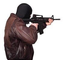 portrait terroriste photo