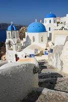 grecja santorini, oia photo