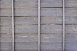 planche de bois asiatique photo