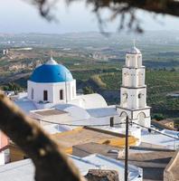 Santorin, pyrgos, église theotokaki photo