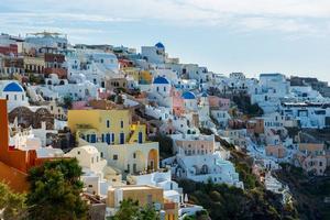 Santorin, Grèce photo
