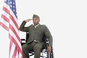 portrait de soldat