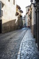 "promenade du ""triste"". Grenade. andalousie. Espagne. L'Europe . photo"