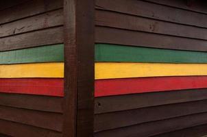 drapeau rastafari