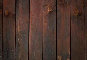 des planches de bois photo