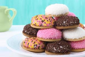 biscuit aux guimauves photo