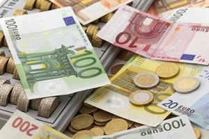 monnaie européenne photo