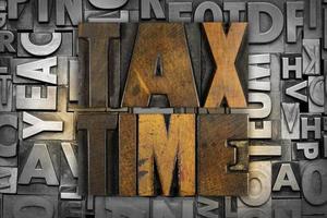 temps de taxe photo