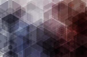 fond de technologie abstraite photo