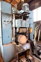 industrie des produits du bois photo