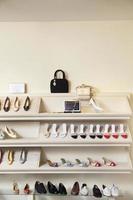 magasin de chaussures photo