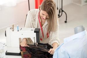 jeune femme tailleur photo