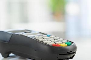 achats par carte de crédit et de débit paiement par mot de passe photo