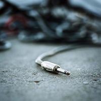 câble jack photo