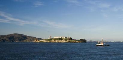 île d'Alcatraz photo