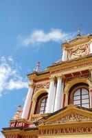iglesia san francisco, salta, argentine photo