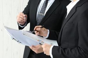 concepts d'affaires, conseils photo