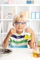 petit scientifique photo