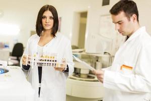 laboratoire médical photo