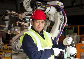 ingénieur industriel photo