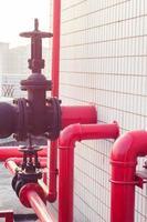 pipelines d'immeubles de bureaux photo