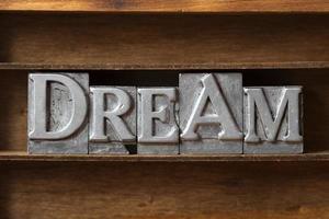 plateau de rêve photo