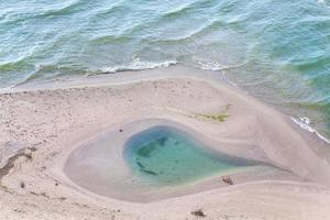 plage paradisiaque photo