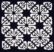 fond de batik