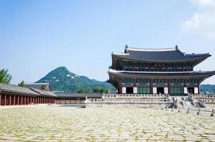 palais de gyeongbokgung photo