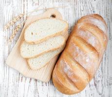 pain et blé photo