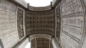 arc napoléon photo