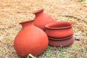 poterie en faïence photo