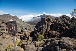 États-Unis - Hawaï - Maui, Haleakala National Park photo