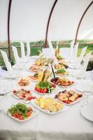 restauration et banquet photo