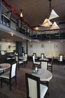 restaurant café intérieur photo