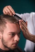 salon de coiffure professionnel photo