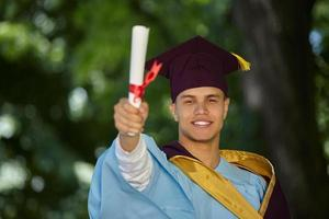 l'obtention du diplôme