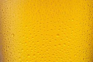 texture de la bière photo