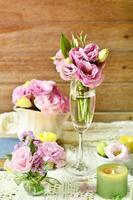 fleurs douces photo