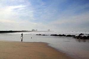 Foot de plage photo