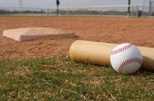 batte de baseball photo